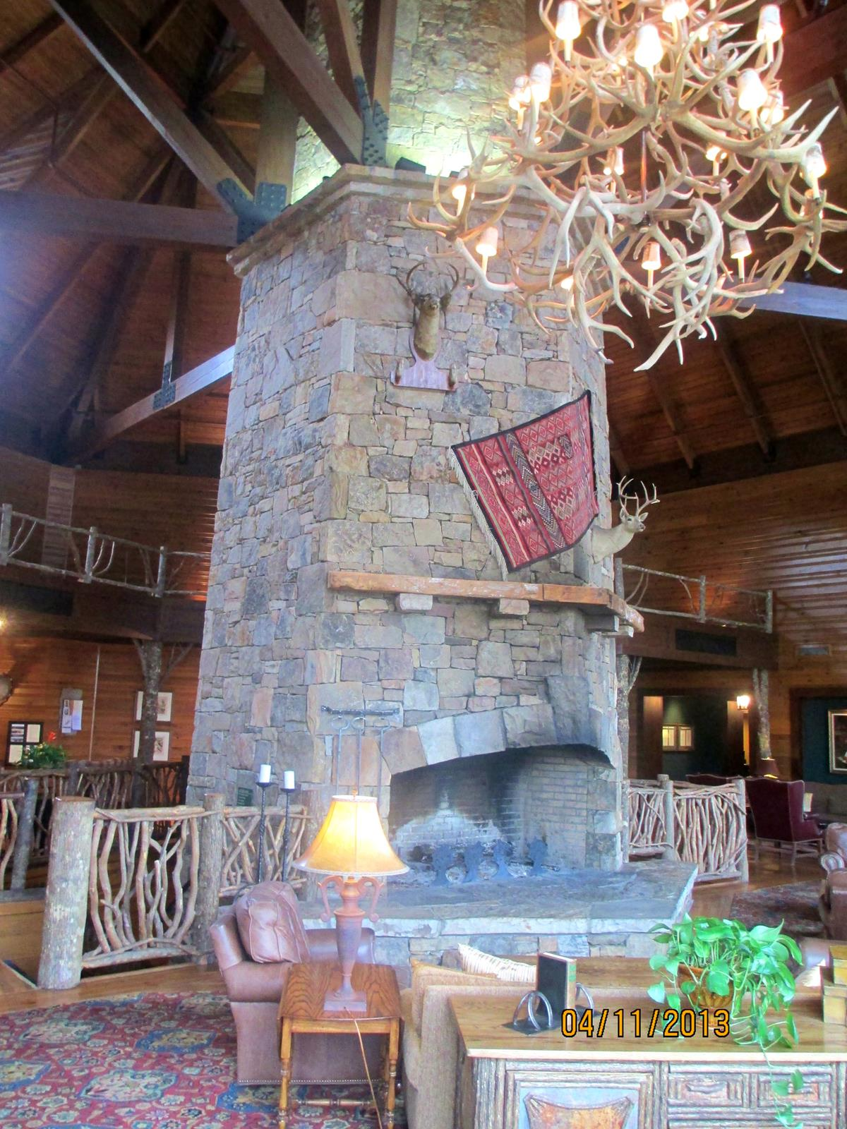 Brasstown Resort Lobby