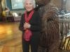 Klare Campbell and the Lobby Bear